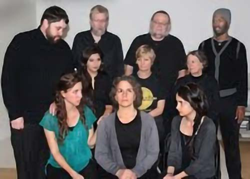 The Serial Killer's Daughter by Pat Riviere-Seel performed by Shared Radiance Performing Arts Company